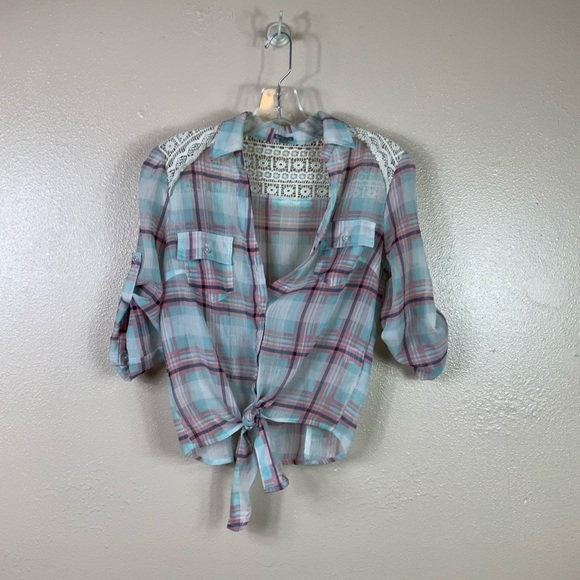 Charlotte Russe Tops - Blouse